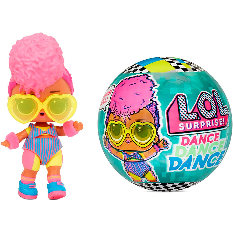 Кукла LOL Surprise Dance Dance Dance! (танцующая кукла)